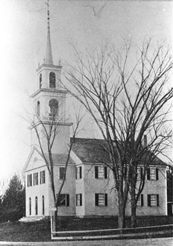 First Church West Roxbury